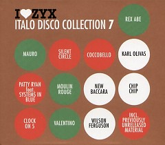 I Love ZYX Italo Disco Collection 7 cd3