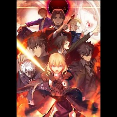Fate/Zero Original Soundtrack Vol 2 CD1 - Yuki Kajiura