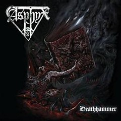 Deathhammer (Limited Edition) (CD1) - Asphyx