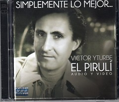 Simplemente Lo Mejor… (CD1) - Víctor Iturbe