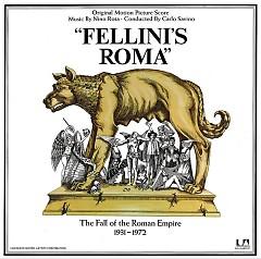 Roma OST  - Nino Rota
