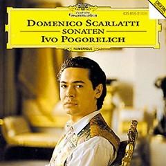 Scarlatti, Klaviersonaten K. 1,8, 9,11,13,20,87,98,119,135,159,380,450,487,529 - I. Pogorelich