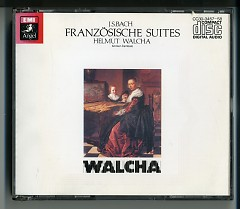 Bach - The French Suites CD 2 (No. 1) - Helmut Walcha