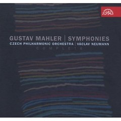 Mahler Complete Symphonies CD9