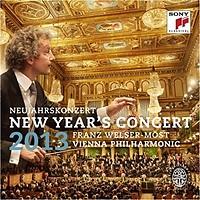 Vienna New Year's Concert (Neujahrskonzert) (CD2) - Franz Welser-Möst,Vienna Philharmonic