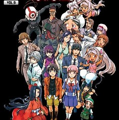 Mirai Nikki Blu-ray Vol.9 Soundtrack CD