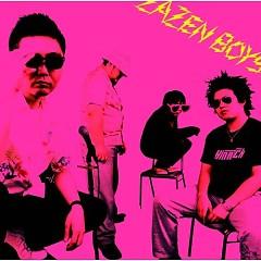 Himitsu Girl's Top Secret - Zazen Boys