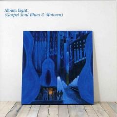 Blue Guitars Box Set - Gospel Soul Blues & Motown (CD8)