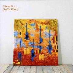 Blue Guitars Box Set - Latin Blues (CD10)