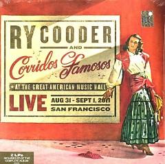 Live In San Francisco - Ry Cooder,Corridos Famosos