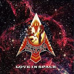 Love In Space (CD2) - Hawkwind