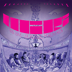 Quazarz Vs. The Jealous Machines - Shabazz Palaces