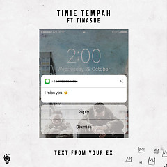 Text Fom Your Ex (Single) - Tinie Tempah, Tinashe