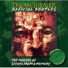 Official Bootleg: The Making of Scenes From A Memory (The Alternate Mixes)