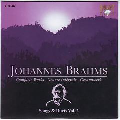 Johannes Brahms Edition: Complete Works (CD46)