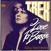 I Love to Boogie (Single)
