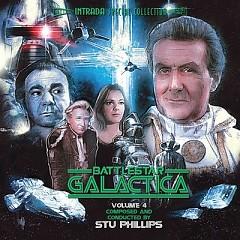 Battlestar Galactica: Volume 4 - The Living Legend (Pt.1)