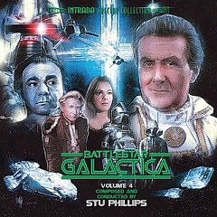 Battlestar Galactica: Volume 4 - The Cylon Attack