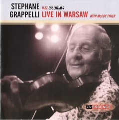 Live In Warsaw - Stephanie Grappelli,McCoy Tyner