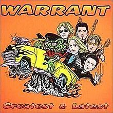 Greatest & Latest  - Warrant