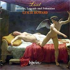 Liszt Complete Music For Solo Piano Vol.2 - Ballades, Legends And Polonaises