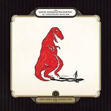 Danny Elfman & Tim Burton 25th Anniversary Music Box Disc 1: Pee-Wee's Big Adventure No.2
