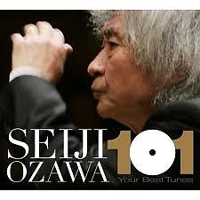 Seiji Ozawa Best 101 CD 3 Colorful French Music