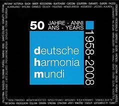 Deutsche Harmonia Mundi: 50 Years (1958-2008) CD03 Bach- Goldberg Variations No.3