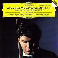 Wieniawski - Violin Concertos Nos 1 & 2, Sarasate - Zigeunerweisen