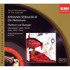 Johann Strauss II:Die Fledermaus CD1 No. 2