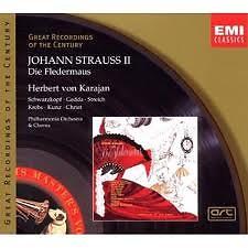 Johann Strauss II:Die Fledermaus CD2 No. 1