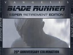 Blade Runner - Esper Retirement Edition CD3 Los Angeles November 2019