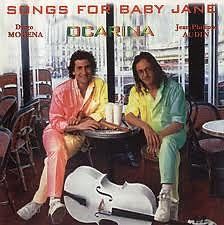 Songs For Baby Jane - Jean-Philippe Audin,Diego Modena