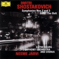 Shostakovitch:The Symphonies CD2