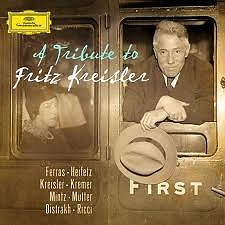 A Tribute To Fritz Kreisler CD1