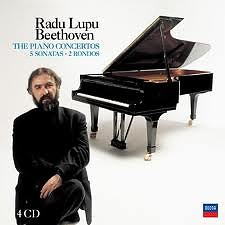 Beethoven: The Piano Concertos CD1 - Radu Lupu