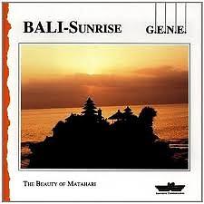 Bali Sunrise - G.E.N.E