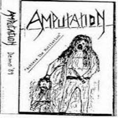 Achieve The Mutilation - Amputation