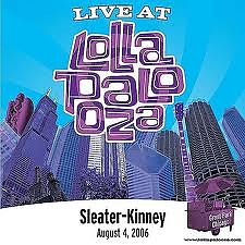 Live at Lollapalooza 95