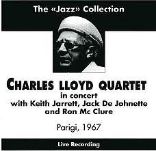 In Concert, Parigi 1967 - Charles Lloyd