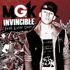 Invincible (Single) - Machine Gun Kelly, Ester Dean