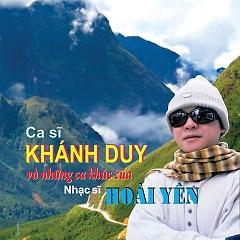Album Album KHÁNH DUY & Những Ca Khúc HOÀI YÊN -