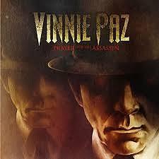 Prayer For The Assassin (EP) - Vinnie Paz