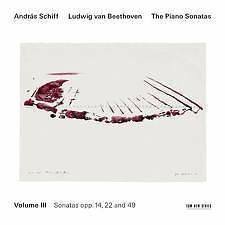 Sämtliche Klaviersonaten Vol. 3
