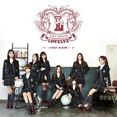 Girl's Invasion - Lovelyz