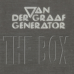 The Box (CD4) - Van der Graaf Generator