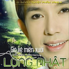 Album Gió Về Miền Xuôi - Long Nhật