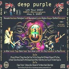 Live In Birmingham (Birmingham UK) (CD1)