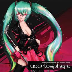 vocalosphere - electro planet