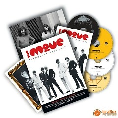 Anthology 1966 - 1972  (CD4) - The Move
